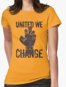 Werewolves: United We Change Womens Fitted T-Shirt