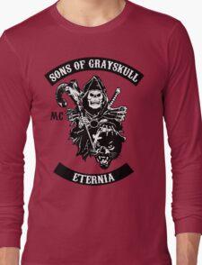 SONS OF GRAYSKULL!! Long Sleeve T-Shirt