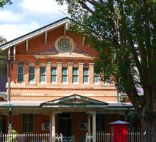 Court House, Grafton,  NSW, Australia Sticker