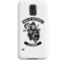 SONS OF GRAYSKULL!! Samsung Galaxy Case/Skin