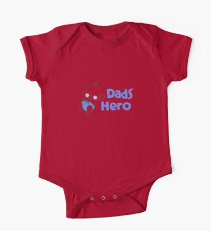 dads hero One Piece - Short Sleeve