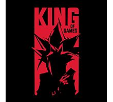 King of Games Photographic Print