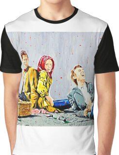 The Last Picnic Graphic T-Shirt