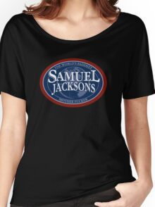 SamueL Jacksons Women's Relaxed Fit T-Shirt