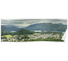 Keswick, The Lake District Poster