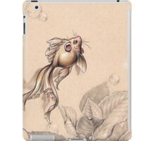Flying FancyTail Mermouse iPad Case/Skin