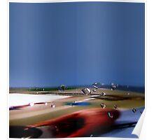 Blue world. II Poster