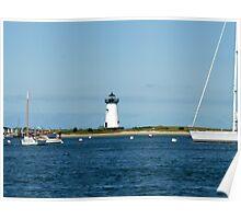 Edgartown Lighthouse Poster