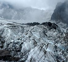 Glacier Flow by PerkyBeans