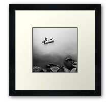 Fisher Man Framed Print