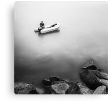 Fisher Man Canvas Print