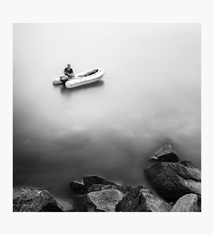 Fisher Man Photographic Print