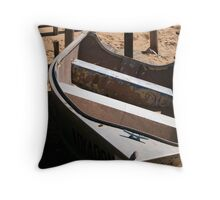 Design by dinghy Throw Pillow