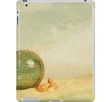 JAPANESE FISH FLOAT iPad Case/Skin
