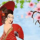 Geisha (5379 views) by aldona