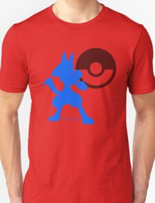 Smash Bros - Lucario T-Shirt