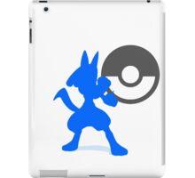 Smash Bros - Lucario iPad Case/Skin