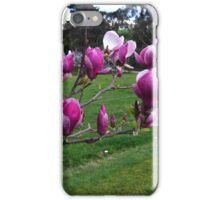 Magnolia Magic iPhone Case/Skin