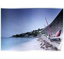 Smooth St. Mawes Daybreak Poster