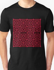 PATTERN-574 (RED) Unisex T-Shirt