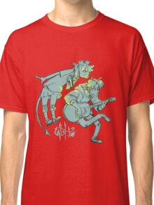 W2H - Guitar (acronym logo) Classic T-Shirt