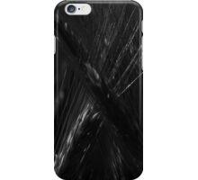 Back to Black iPhone Case/Skin