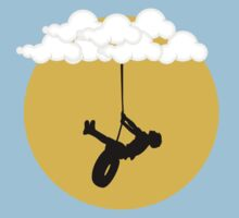 Swinging from the clouds... T-Shirt