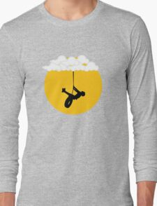 Swinging from the clouds... Long Sleeve T-Shirt