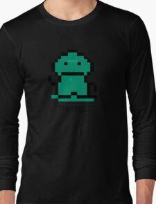 I'm shy - EarthBound Tenda Long Sleeve T-Shirt
