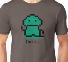 I'm shy - EarthBound Tenda Unisex T-Shirt