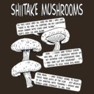 Shiitake Mushrooms by ZugArt