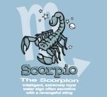 Scorpio The Scorpion Kids Clothes