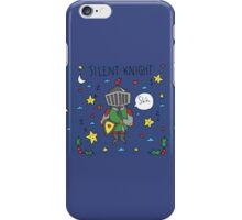 Silent Knight iPhone Case/Skin