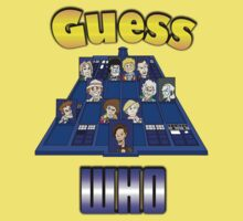 Guess Who Kids Tee