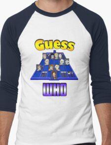 Guess Who Men's Baseball ¾ T-Shirt