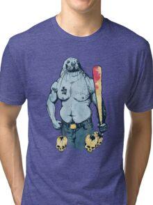 Seal gone clubbing Tri-blend T-Shirt