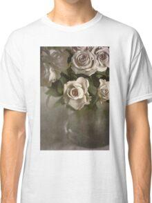Antique Roses Classic T-Shirt
