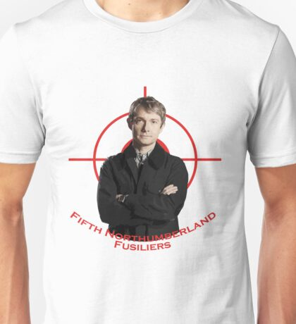 Fifth Northumberland Fusiliers Unisex T-Shirt