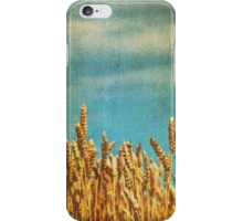 Soft Winds Shake The Barley iPhone Case/Skin