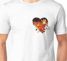 Demon Heart Unisex T-Shirt