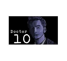 Doctor Who, Doctor 10 by Melody Harbinger