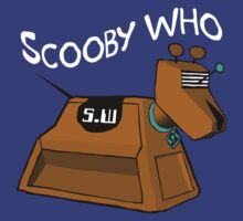 Scooby Who by robotrobotROBOT