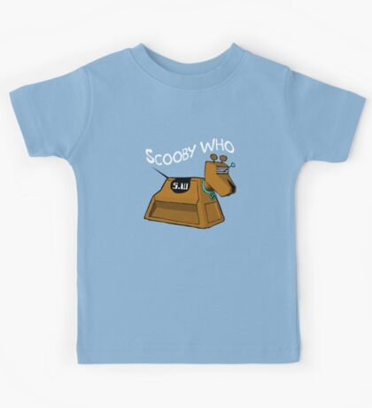 Scooby Who Kids Tee