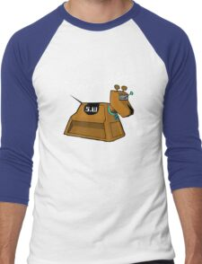 Scooby Who Men's Baseball ¾ T-Shirt