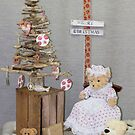 Have a Beary Merry Christmas by Elysian Photography ~ Art from the Heart