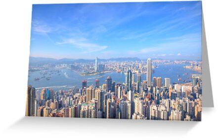 Hong Kong by kawing921