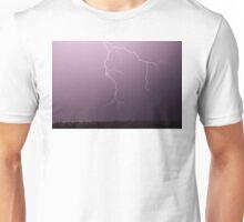 Lightning Hunting a Target Unisex T-Shirt