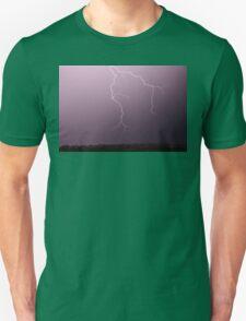 Lightning Hunting a Target T-Shirt