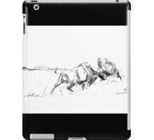 Bison Buffalo Charging iPad Case/Skin