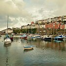 Brixham harbour 2 by shalisa